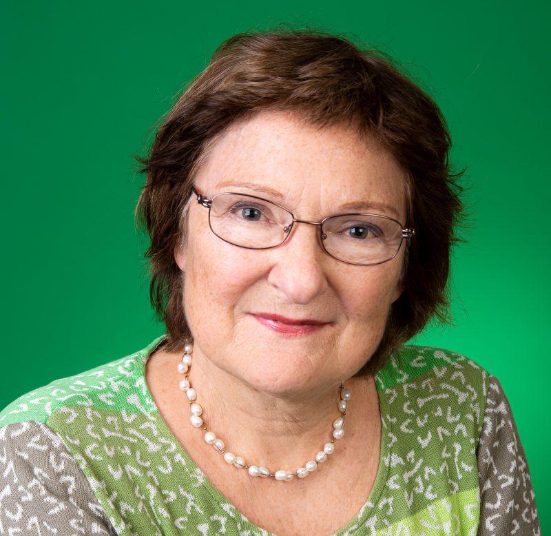 Kreisrätin Christa Büttner