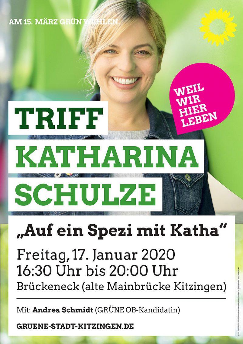 Triff Katharina Schulze