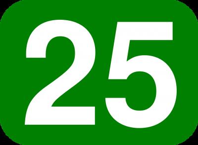 25 % für die GRÜNEN im Bayerntrend