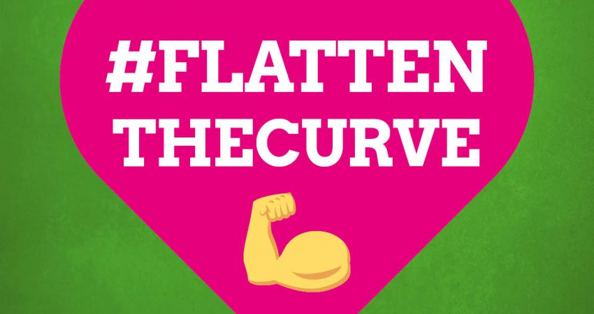 #flattenthecurve