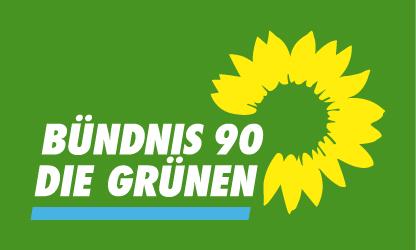 Logo Bündnis 90/ Die GRÜNEN