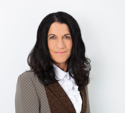 Andrea Schmidt - Grüne OB-Kandidatin Kitzingen Kommunalwahl 2020