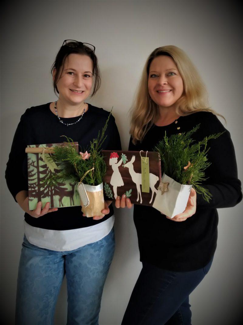 Workshop Grüne Weihnachten - mit Eva Trapp und Tanja König