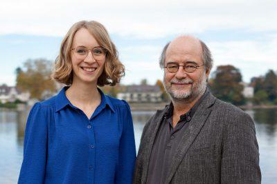 GRÜNE Bayern - Unsere Landesvorsitzenden Eva Lettenbauer und Eike Hallitzky