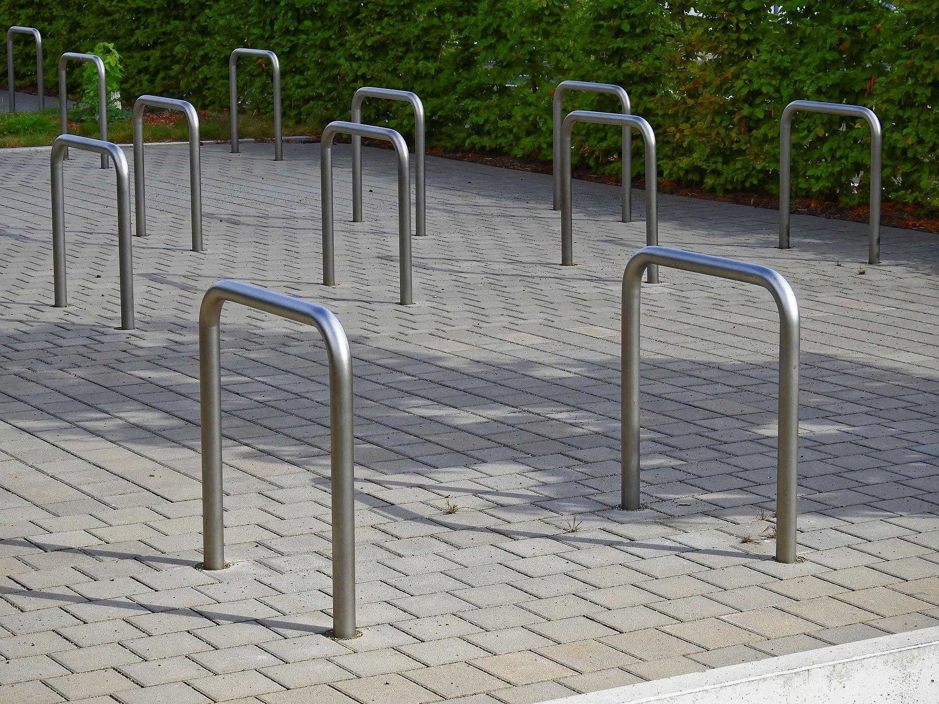 Bereitstellung von Mitteln für die Schaffung von sicheren Abstellmöglichkeiten für E-Bikes und Lastenfahrräder