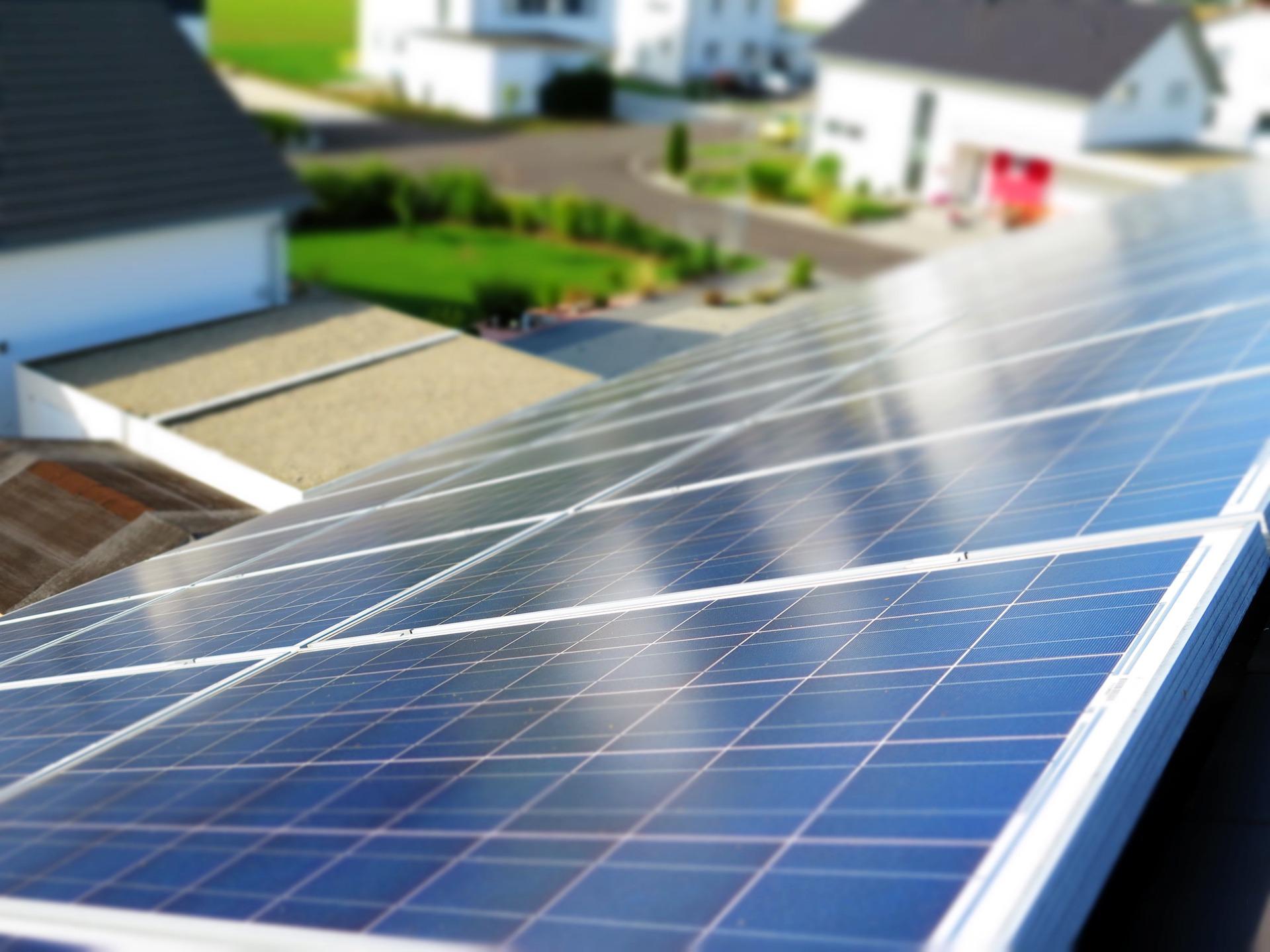 Festsetzung von PV-/Solar-Anlagen und Zisternen in neuen Bebauungsplänen