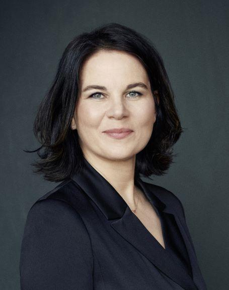GRÜNE Kanlzerkandidatin Annalena Baerbock